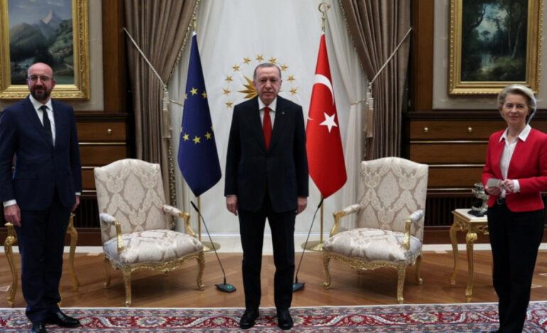 Sofagate: Οργή σε Τουρκία για το «δικτάτορας» του Ντράγκι – Για εξηγήσεις κλήθηκε ο Ιταλός πρέσβης