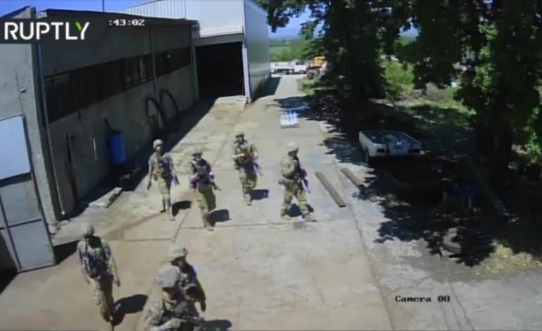 Απίστευτη γκάφα σε άσκηση του ΝΑΤΟ: Αμερικανοί στρατιώτες εισέβαλαν κατά λάθος σε βιοτεχνία