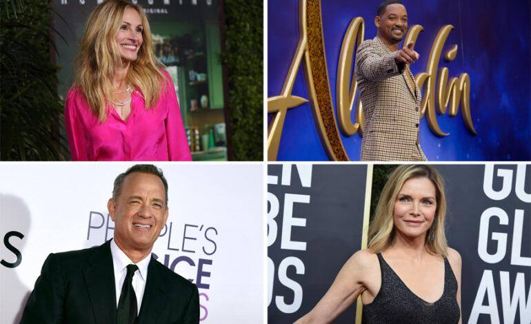 Αστέρες του Χόλιγουντ που απέρριψαν εμβληματικούς ρόλους σε άκρως επιτυχημένες ταινίες