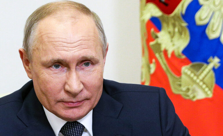 Ο Πούτιν έκανε το εμβόλιο Sputnik V