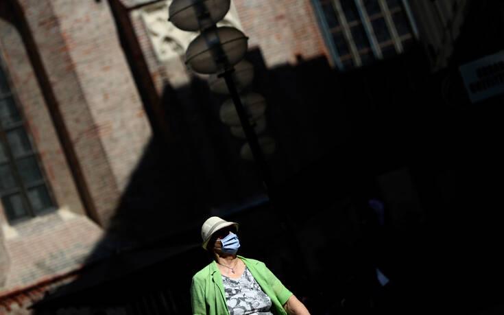 Γερμανία: 192 θάνατοι, σχεδόν 7.400 κρούσματα κορονοϊού σε 24 ώρες