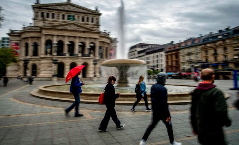 Γερμανία: 36 θάνατοι, σχεδόν 2.000 κρούσματα κορονοϊού σε μια μέρα