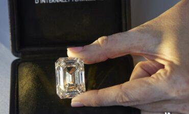 Δημοπρατείται στη Γενεύη διαμάντι 101 καρατιών