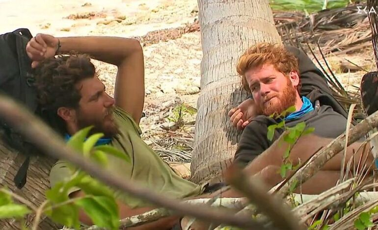 «Ευχαριστώ τον μεγαλύτερο τσοπανοτραβόλτα της Ρόδου, Bro είσαι ότι καλύτερο γνώρισα στο Survivor