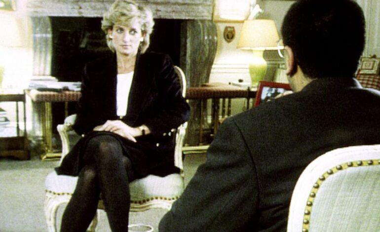 Ζήτησε συγγνώμη ο δημοσιογράφος που είχε πάρει συνέντευξη από τη Νταϊάνα το 1995