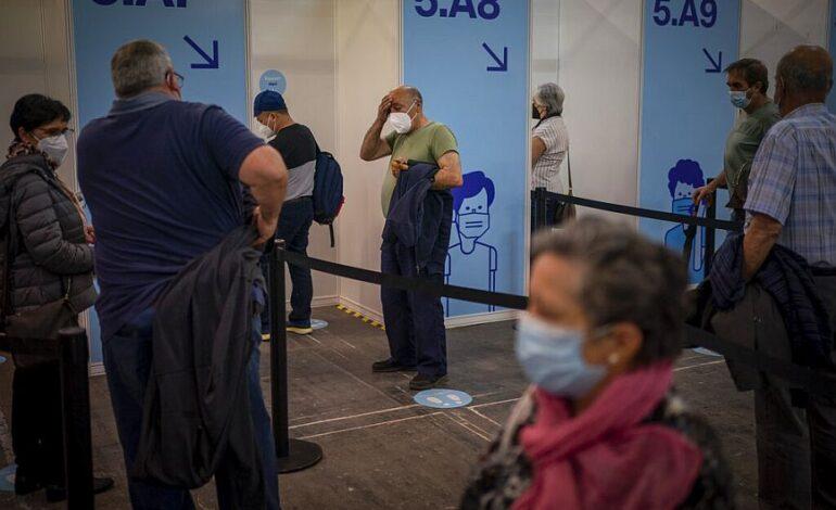 Ισπανία: Ένας στους τέσσερις έχει ήδη λάβει τουλάχιστον μία δόση του εμβολίου