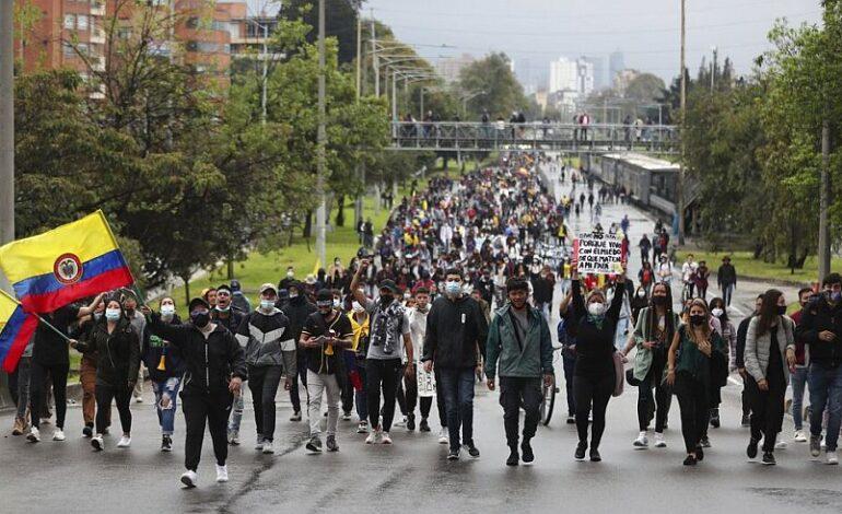 Κολομβία: Παραιτήθηκε ο υπουργός Οικονομικών μετά από τις αιματηρές διαδηλώσεις κατά της φορολογικής μεταρρύθμισης