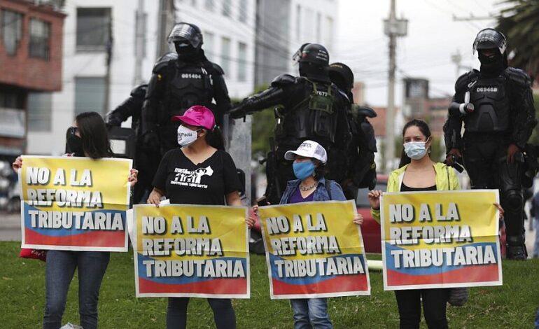 Κολομβία: Τουλάχιστον 17 οι νεκροί και 846 τραυματίες στις διαδηλώσεις κατά φορολογικού νομοσχεδίου της κυβέρνησης