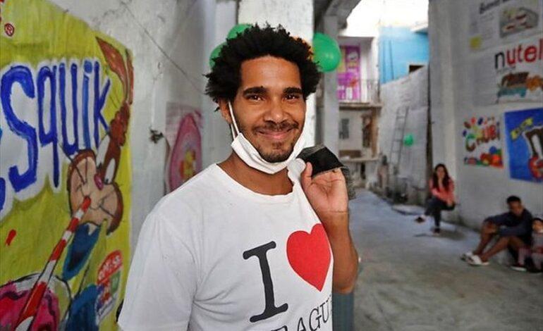 Κούβα: Στo νοσοκομείο καλλιτέχνης ο οποίος πραγματοποιεί απεργία πείνας