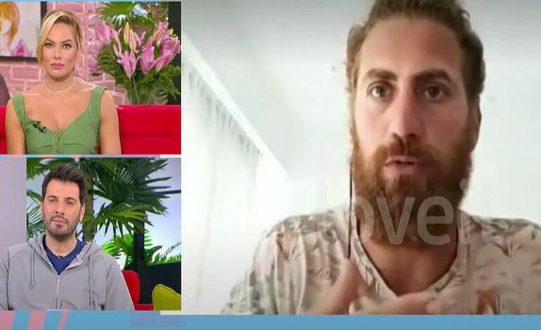 Κώστας Παπαδόπουλος για Survivor: Ο James και ο Νίκος στην ένωση θα τσακωθούν