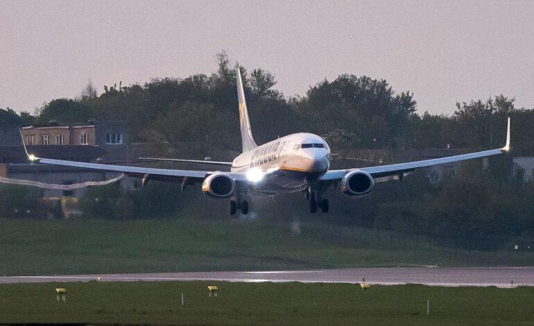 Λευκορωσία: Αεροσκάφος της Belavia επέστρεψε στο Μινσκ