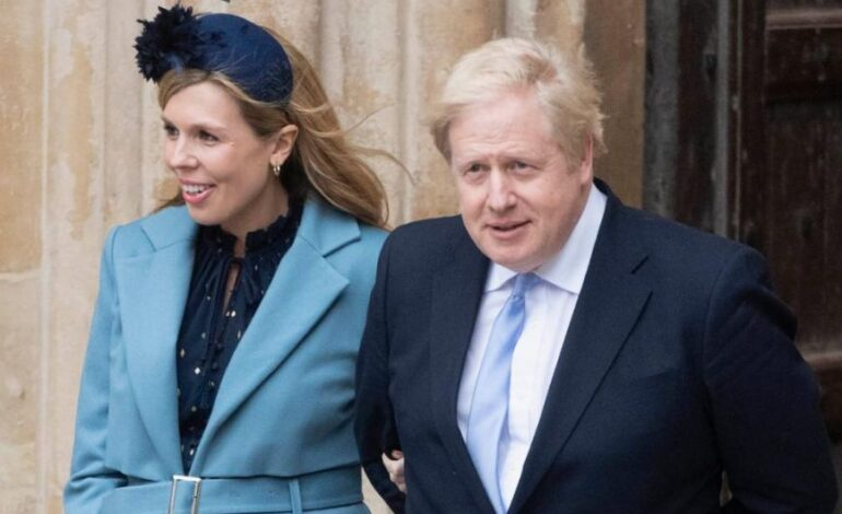 Μεγάλη Βρετανία: Το πρωθυπουργικό γραφείο επιβεβαίωσε τον μυστικό γάμο του Μπόρις Τζόνσον
