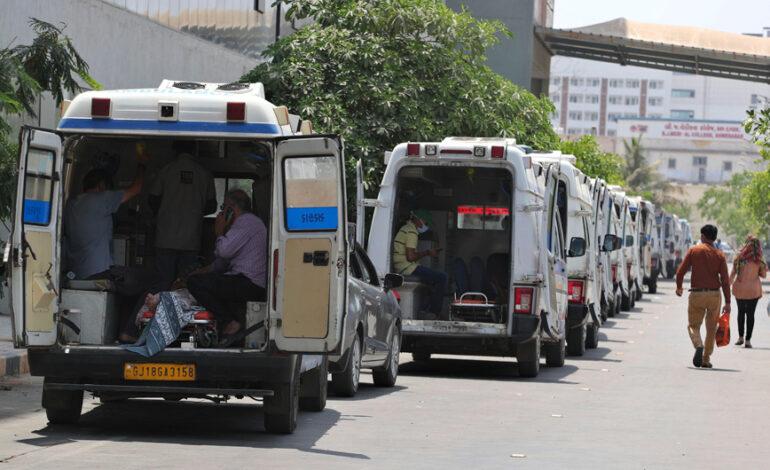 Νέο θλιβερό ρεκόρ στην Ινδία, 3.780 θάνατοι από κορονοϊό μέσα σε ένα 24ωρο