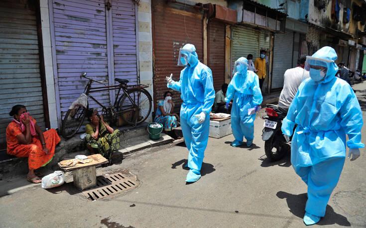 Ξεπέρασαν τα 30 εκατ. τα κρούσματα κορονοϊού στη νότια Ασία – SOS για την έλλειψη εμβολίων