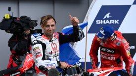 Οι πρώτες δηλώσεις των τριών πρώτων του MotoGP Γαλλίας