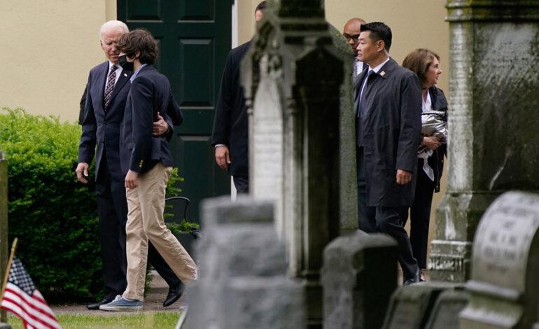 Οι τραγικές απώλειες στη ζωή του Τζο Μπάιντεν και η αναφορά στον νεκρό γιο του Μπο