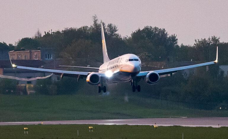 «Ο πιλότος της Ryanair ήταν υποχρεωμένος να προσγειωθεί στο Μινσκ – Υπήρξε απειλή για βόμβα»