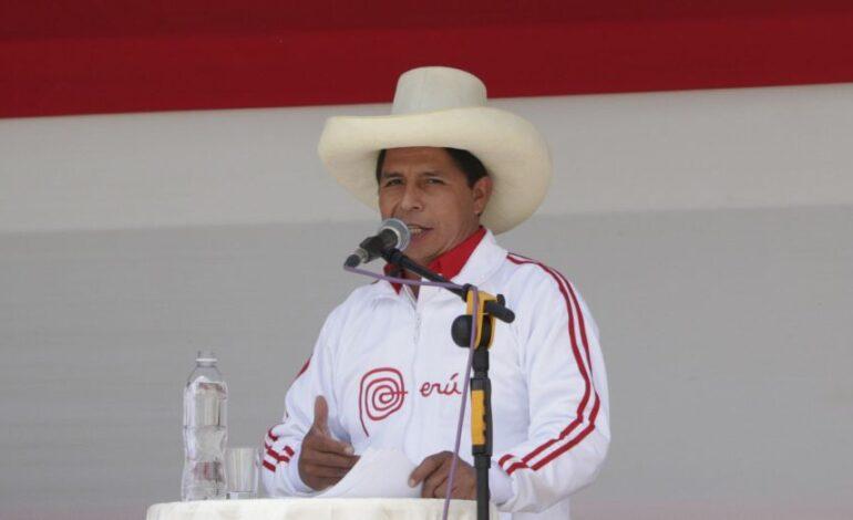 Προεδρικές εκλογές στο Περού: Διευρύνει το προβάδισμά του ο Πέδρο Καστίγιο