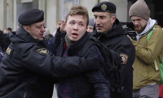 Πτήση Ryanair: Ποιος είναι ο δημοσιογράφος που συνελήφθη από το καθεστώς Λουκασένκο