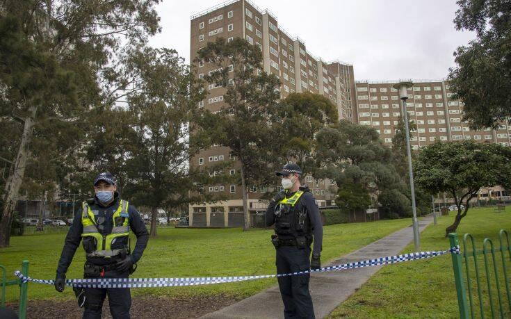 Σε επταήμερο lockdown η Μελβούρνη, συναγερμός για νέα εστία πολύ μεταδοτικής παραλλαγής του κορονοϊού