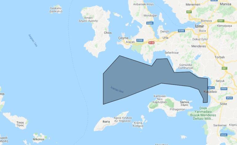 Τουρκία: Νέα πρόκληση ανήμερα της επίσκεψης Τσαβούσογλου στην Ελλάδα – Βγάζει ερευνητικό στο Αιγαίο