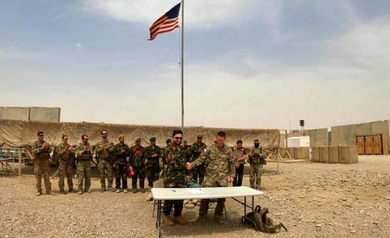 Το Πεντάγωνο υποβαθμίζει τις μάχες του αφγανικού στρατού με τους Ταλιμπάν