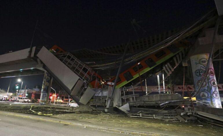 Τραγωδία στο Μεξικό: 13 νεκροί έπειτα από κατάρρευση γέφυρας του Μετρό