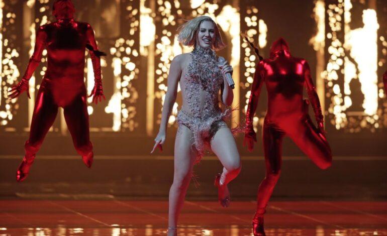 Τσαγκρινού: Η Eurovision ήταν μία απίστευτη εμπειρία