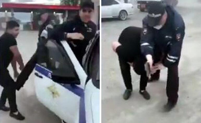 Φρίκη στην Ρωσία: Αστυνομικός πυροβόλησε 19χρονο εν ψυχρώ – Το περιστατικό κατέγραψε κάμερα