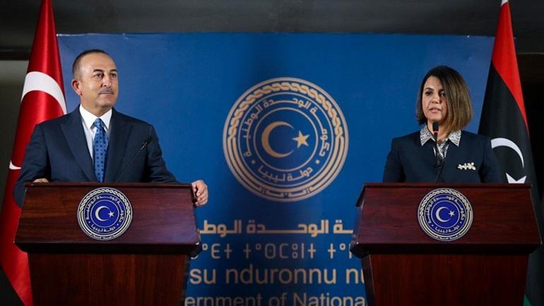 Την αποχώρηση όλων των μισθοφόρων ζητά η Λιβύη