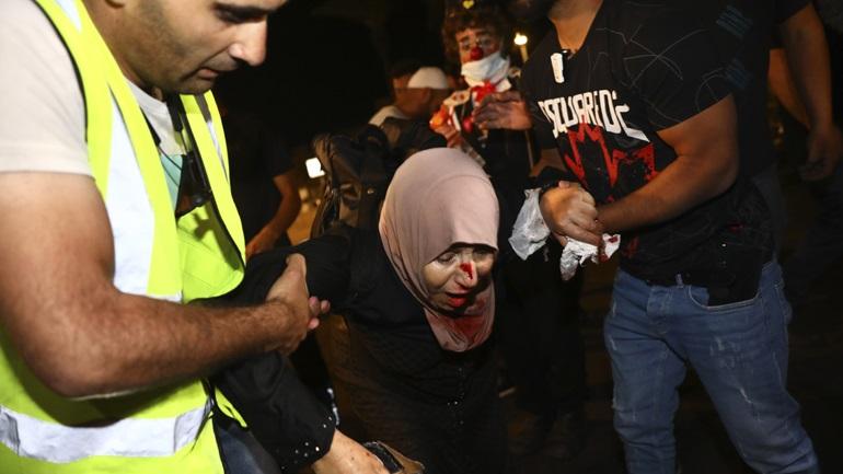 Τουλάχιστον 90 τραυματίες από τις συγκρούσεις στην Ιερουσαλήμ