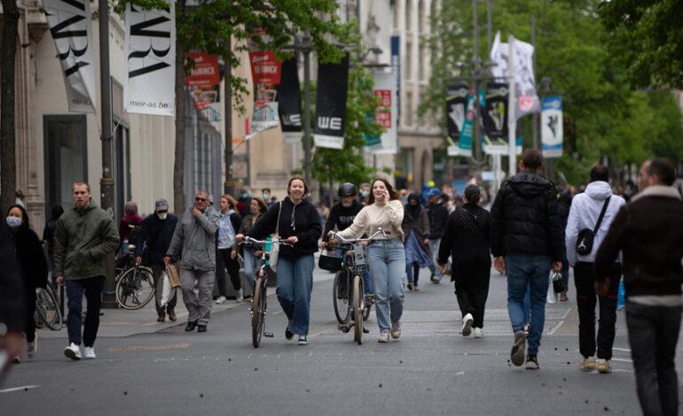 Πρώτο στους εμβολιασμούς μεταξύ των χωρών της ΕΕ το Βέλγιο