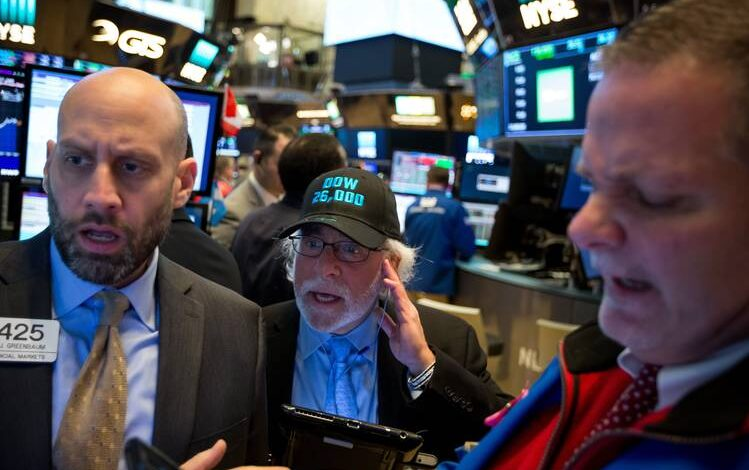 Με απώλειες έκλεισε η Wall – Κέρδη άνω του 5% για S&P 500 και Nasdaq τον Απρίλιο
