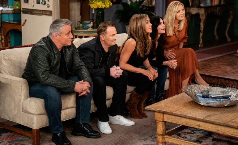 Friends reunion: Η αποκάλυψη των Ντέιβιντ Σουίμερ και Τζένιφερ Άνιστον για τα πραγματικά τους συναισθήματα