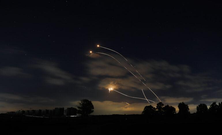 Φωτιά και πάλι στη Μέση Ανατολή: Το Ισραήλ βομβάρδισε τη Λωρίδα της Γάζας