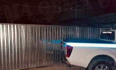 Μενιδι: Έφοδος της ΟΠΚΕ σε αποθήκη με κλεμμένες μηχανές