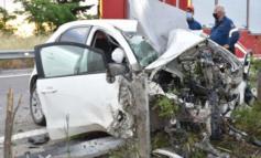 Τροχαίο δυστύχημα στην Ημαθία – Νεκρός ο 49χρονος οδηγός