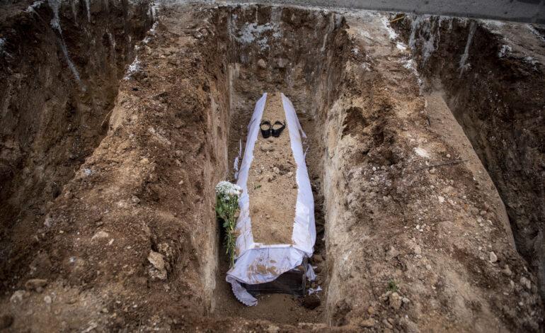 Εκταφή.Μια συνηθισμένη ημέρα στο 3ο νεκροταφείο