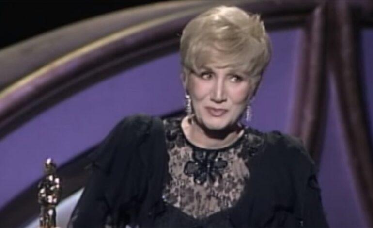 Πέθανε η βραβευμένη με Όσκαρ ελληνικής καταγωγής ηθοποιός, Oλυμπία Δουκάκη