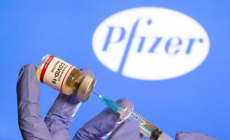Παραμένει ο κίνδυνος μόλυνσης από μεταλλάξεις με μόνο μία δόση του εμβολίου της Pfizer