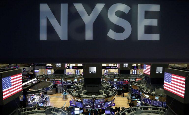 Κέρδη άνω των 200 μονάδων για Dow, υποχώρησε ο Nasdaq