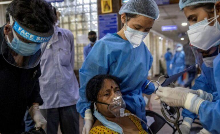 Ο κορωνοϊός «γονατίζει» την Ινδία: Στην 3η θέση παγκοσμίως σε θανάτους – Πλησιάζει τα 20 εκατ. κρούσματα