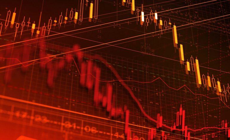 Πτώση 1,4% ο Dow Jones εν αναμονή των στοιχείων για τον πληθωρισμό