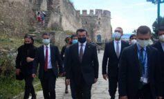 Πρόστιμο στους καλεσμένους του Τούρκου υφυπουργού Εξωτερικών