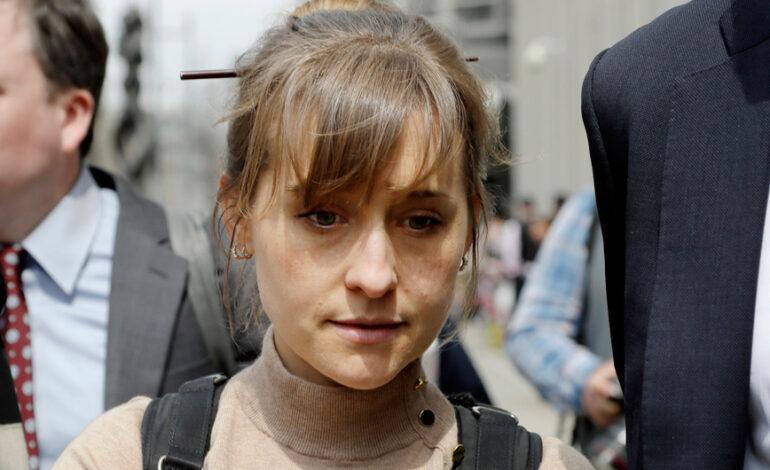 Άλισον Μακ: Τρία χρόνια φυλακή στην ηθοποιό που συμμετείχε σε σέχτα με σεξουαλικές σκλάβες