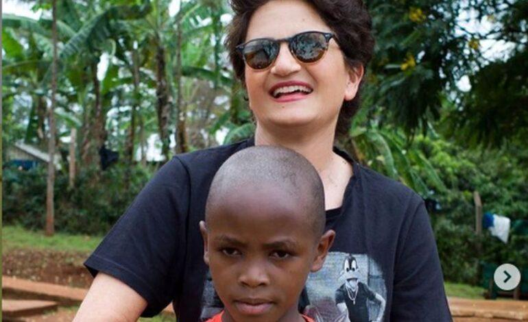 Άλκηστις Πρωτοψάλτη: Συγκινητική εξομολόγηση για την απόφασή της να γίνει ανάδοχος ενός παιδιού από την Κένυα