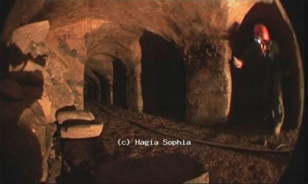 Αγία Σοφία: Το μυστικό που κρύβει ο υπόγειος κόσμος της