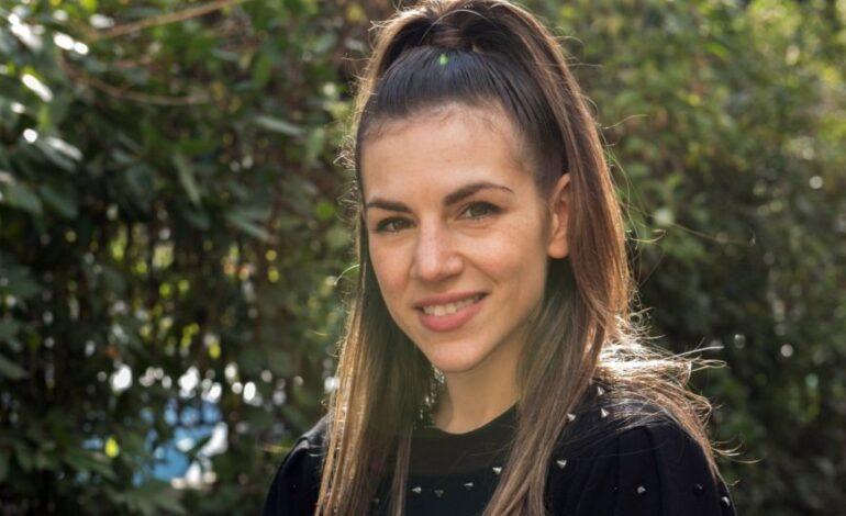 Αγγελική: Έγκυος πρωταγωνίστρια της σειράς Ναταλία Δήμου