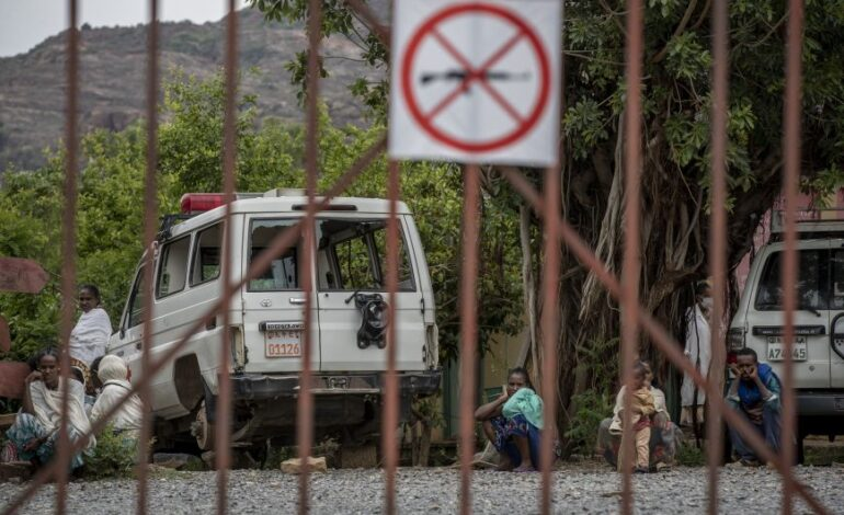 Αιματοκύλισμα στην Αιθιοπία: Πάνω από 50 νεκροί και 100 τραυματίες από αεροπορική επιδρομή