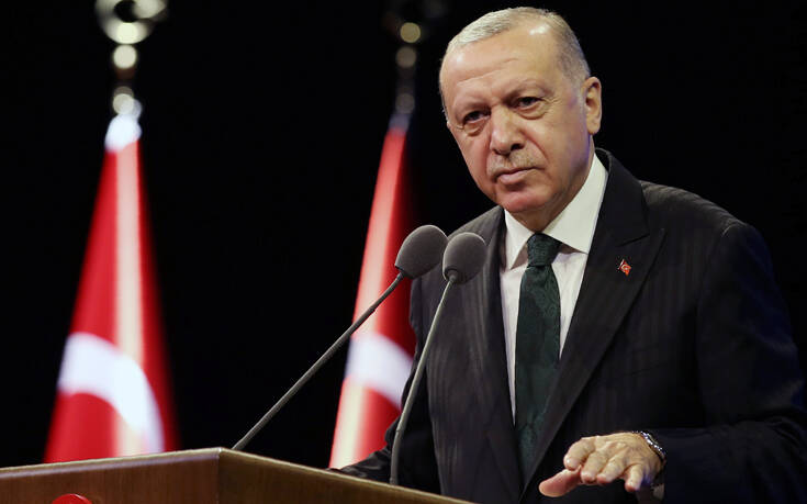 Αμετακίνητος ο Ερντογάν: Δεν αλλάζει θέση για τους S-400